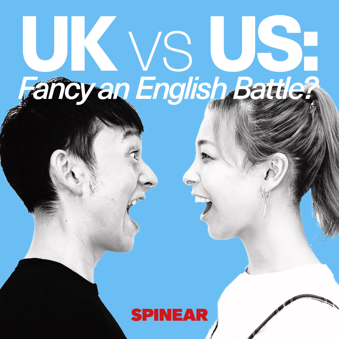 Lesson 28 - UK vs US: Fancy an English Battle?